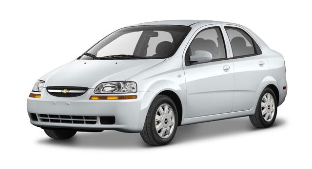 Chevrolet Aveo - Auto titre