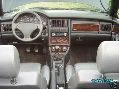 Megane cab 1 re g n ration page 2 auto titre for Audi 80 interieur