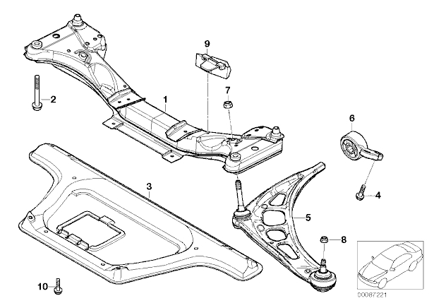 barre stabilisatrice liaison au sol pneumatiques amortisseurs freinage transmission. Black Bedroom Furniture Sets. Home Design Ideas