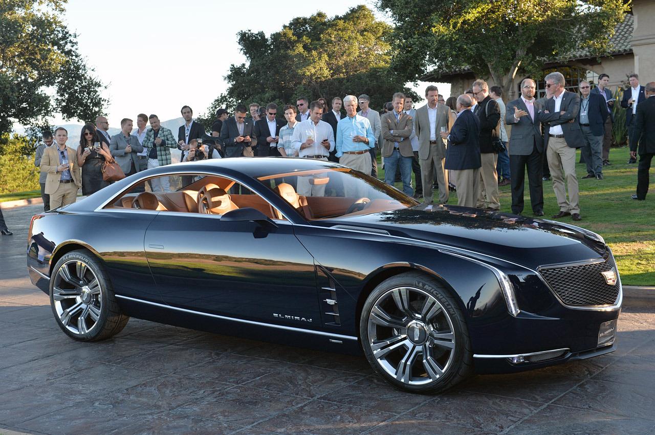 Cadillac Elmiraj Concept - Auto titre
