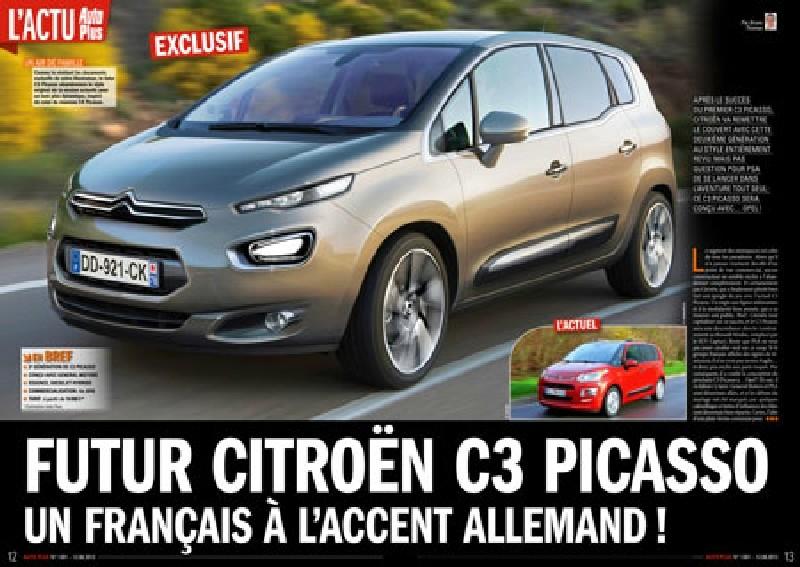 [DISCUSSION] Les futures Citroën - Page 20 088af25946