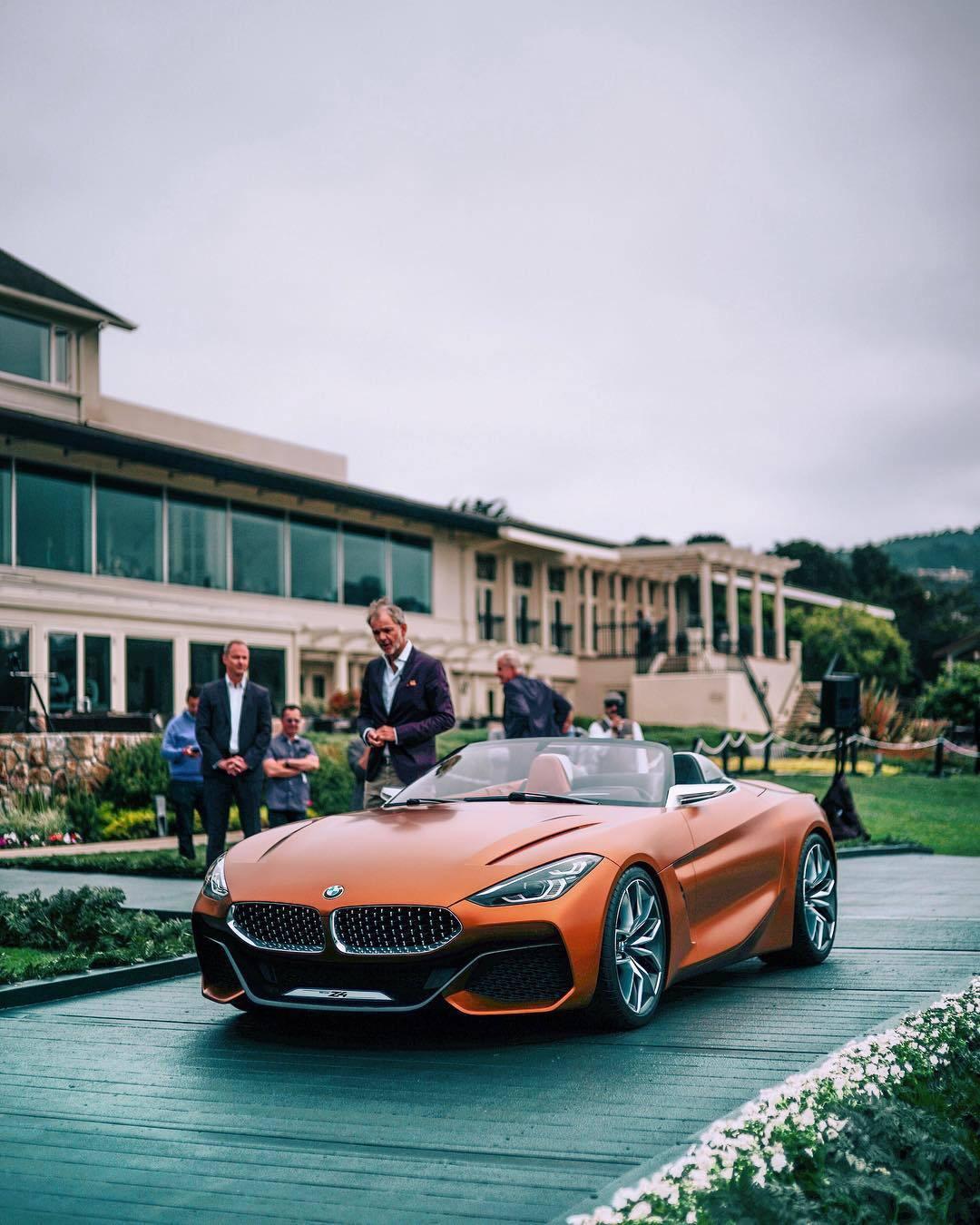 Bmw Z4 Old: BMW Z4 G29 [2018
