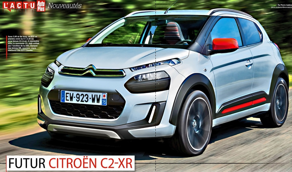 2017 citroen suvs specs price release date redesign. Black Bedroom Furniture Sets. Home Design Ideas