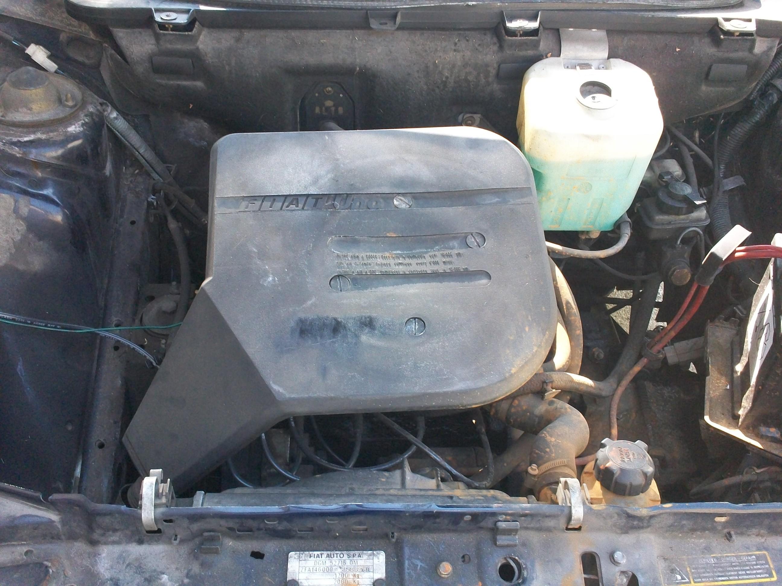véhicule moteur à chaine