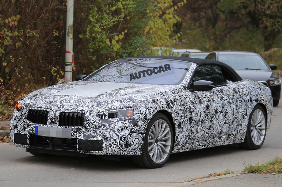 Bmw Serie 8 Ii Coup 233 G15 Cabriolet G14 Grancoup 233 G1x