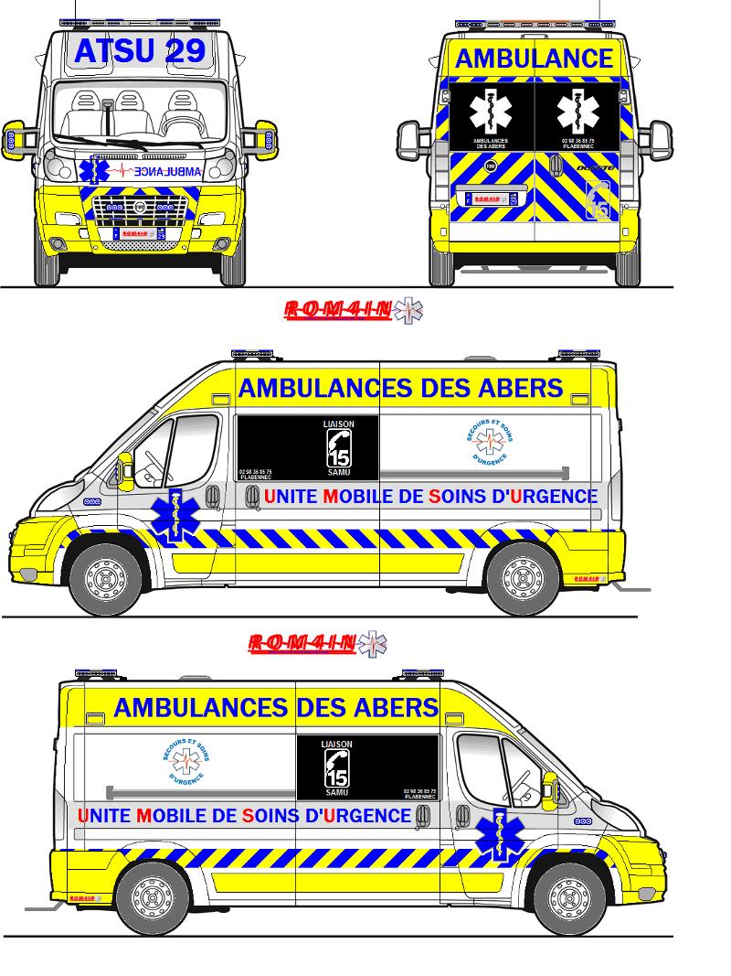 Dessins de véhicules de secours sur Paint - Page 2 - Auto titre