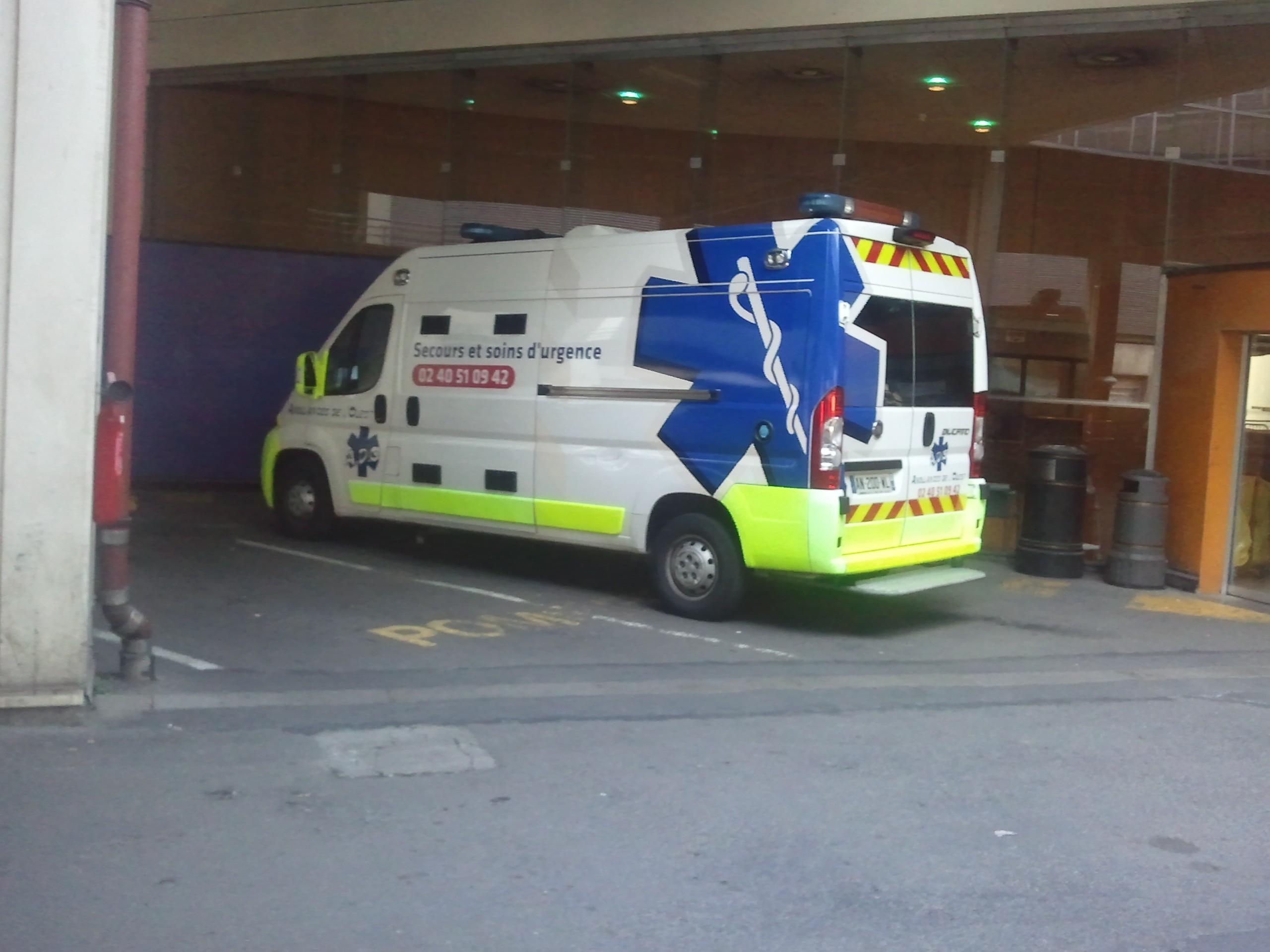 urgences nouvelles cliniques nantaises
