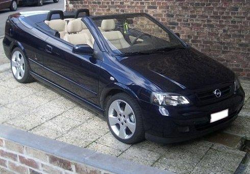 Opel astra coup cabriolet bertone c 39 est fini auto titre - Opel astra coupe bertone fiche technique ...