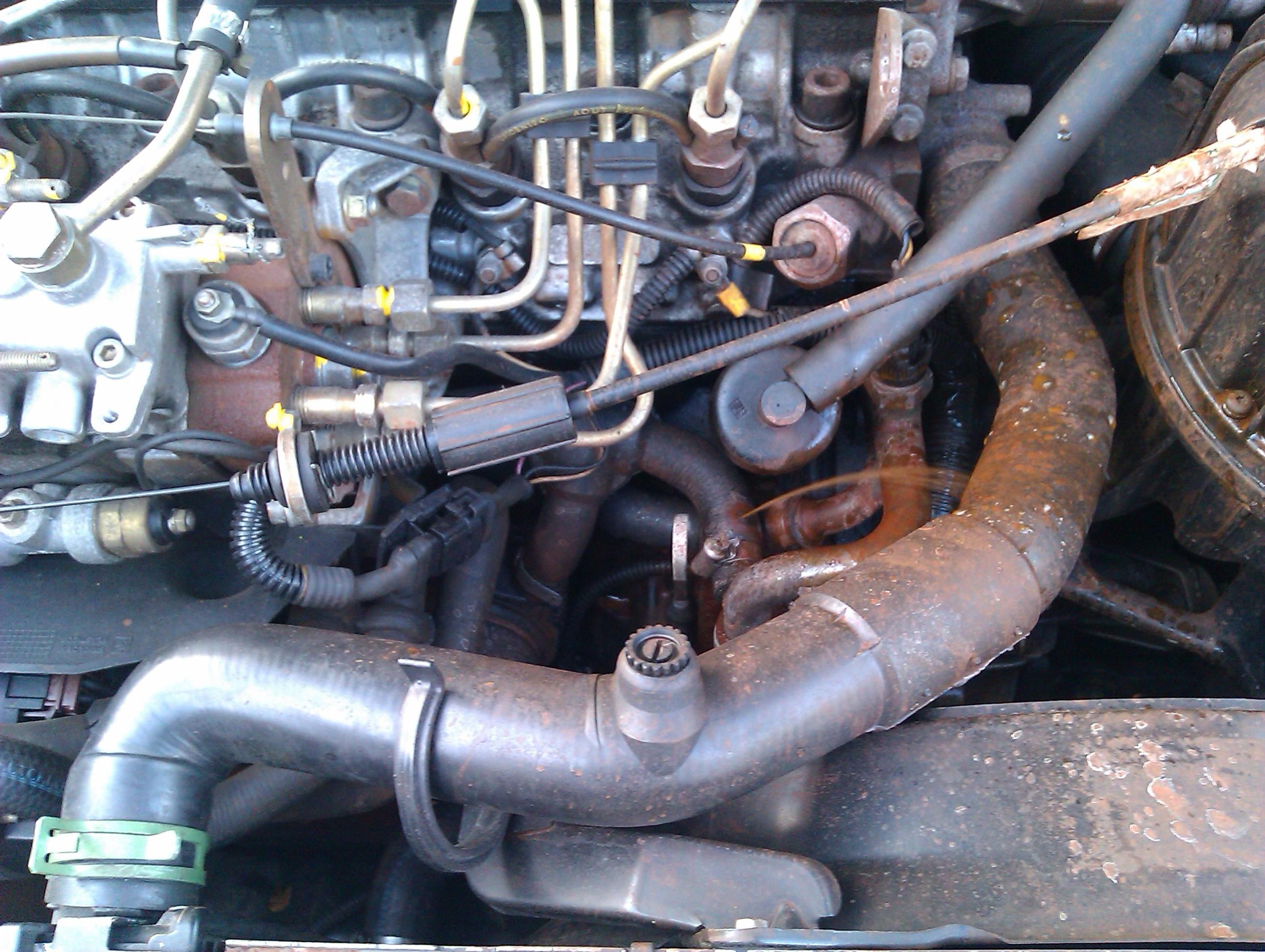 durite refroidissement moteur