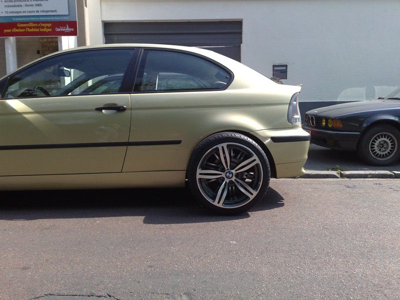 Bmw 320 Compact Tuning