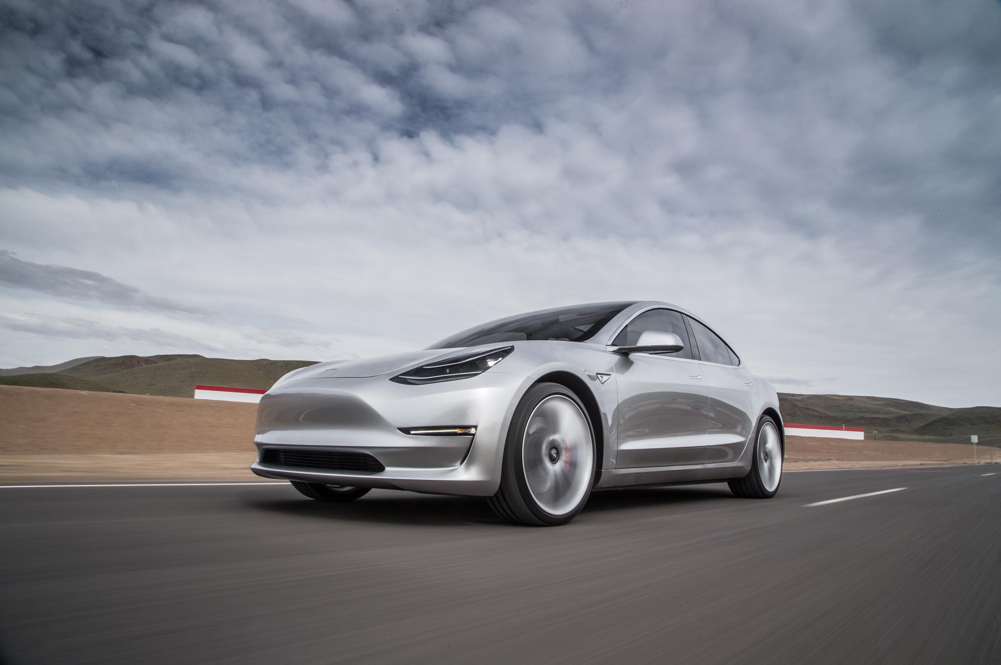 Tesla Model 3 2017 - 202x - Auto titre
