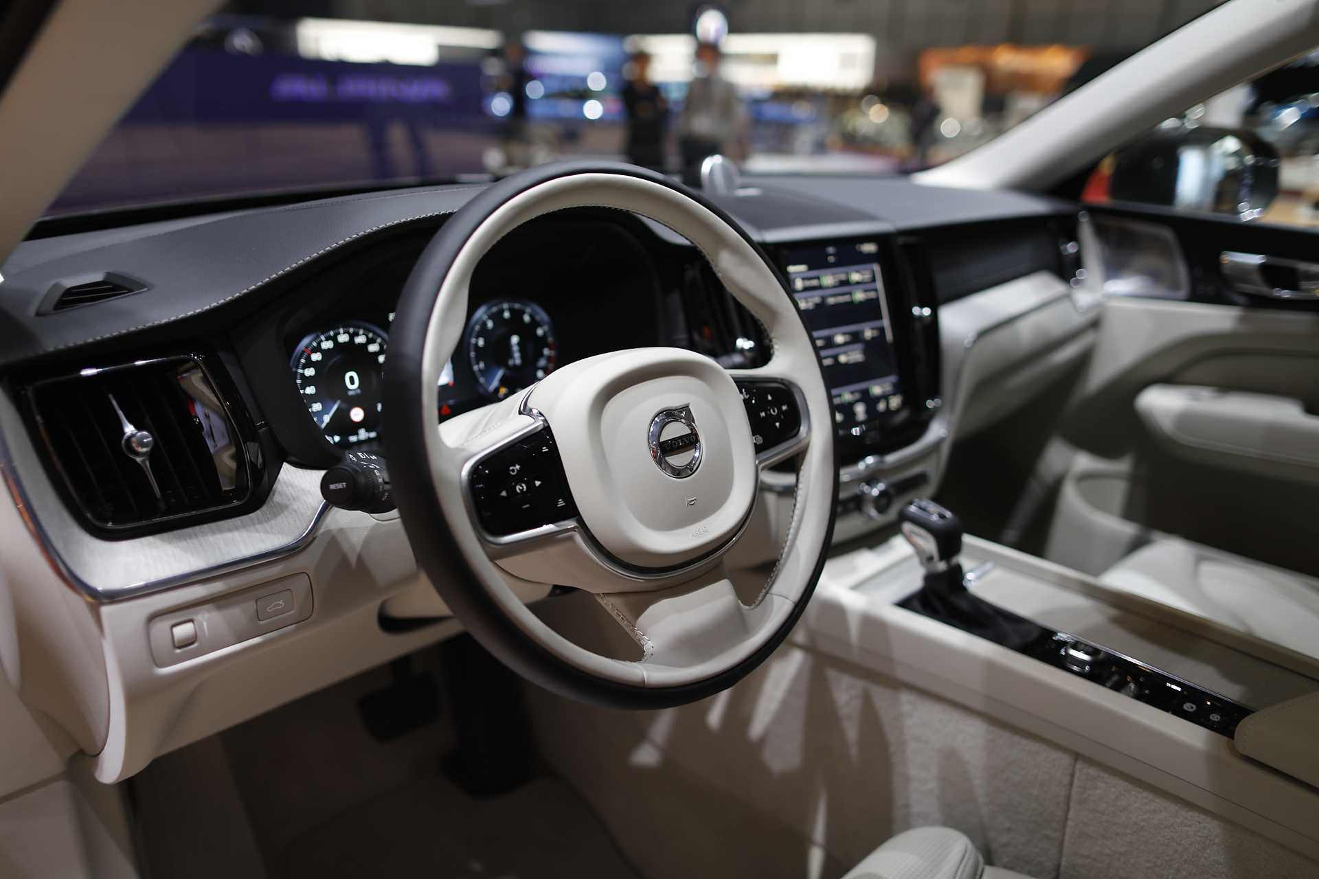 Volvo xc60 ii 2017 2024 page 5 auto titre for Xc60 2017 interior