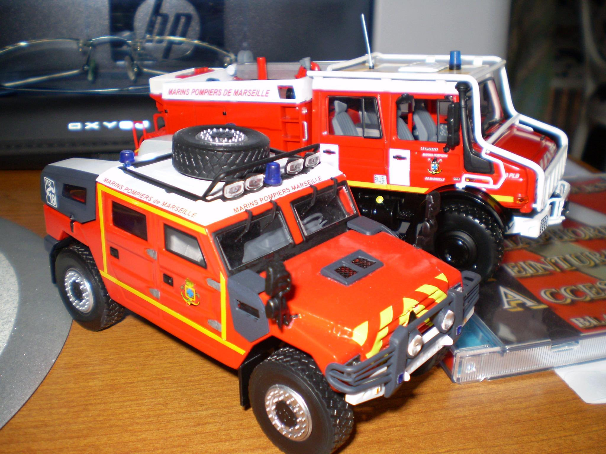 V hicules des pompiers fran ais page 793 auto titre - Playmobil samu ...