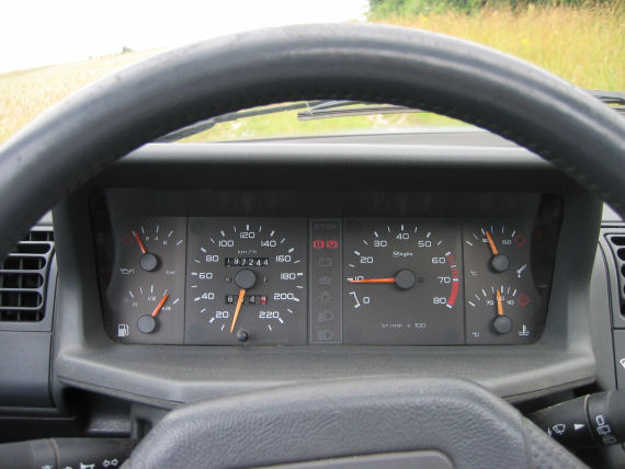 205 gti 1 6 115ch 1986 super 5 gt turbo phase 1 1986 for Interieur 205 gti