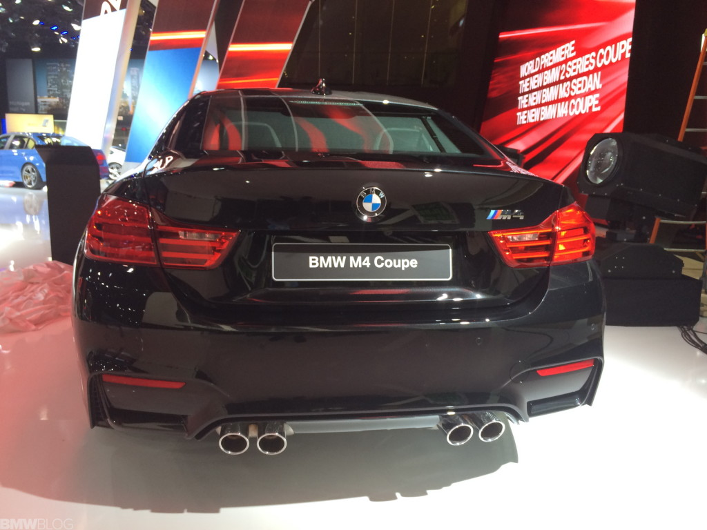 bmw s rie 4 coup cabrio grancoup m4 page 33 auto titre. Black Bedroom Furniture Sets. Home Design Ideas