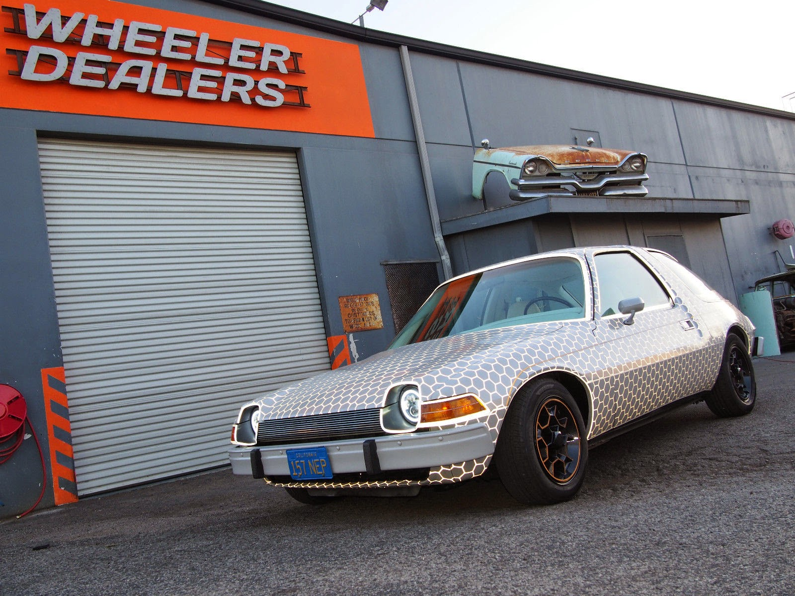 Wheeler Dealers L 233 Mission Auto Titre