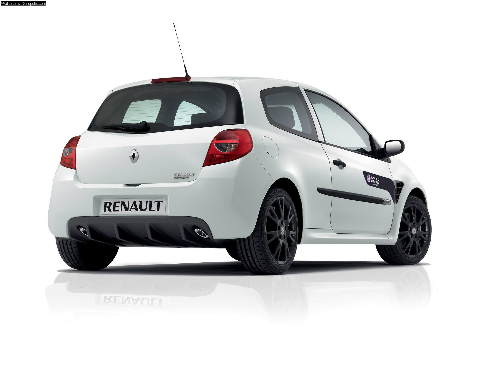 renault clio rs world series version all g e auto titre. Black Bedroom Furniture Sets. Home Design Ideas