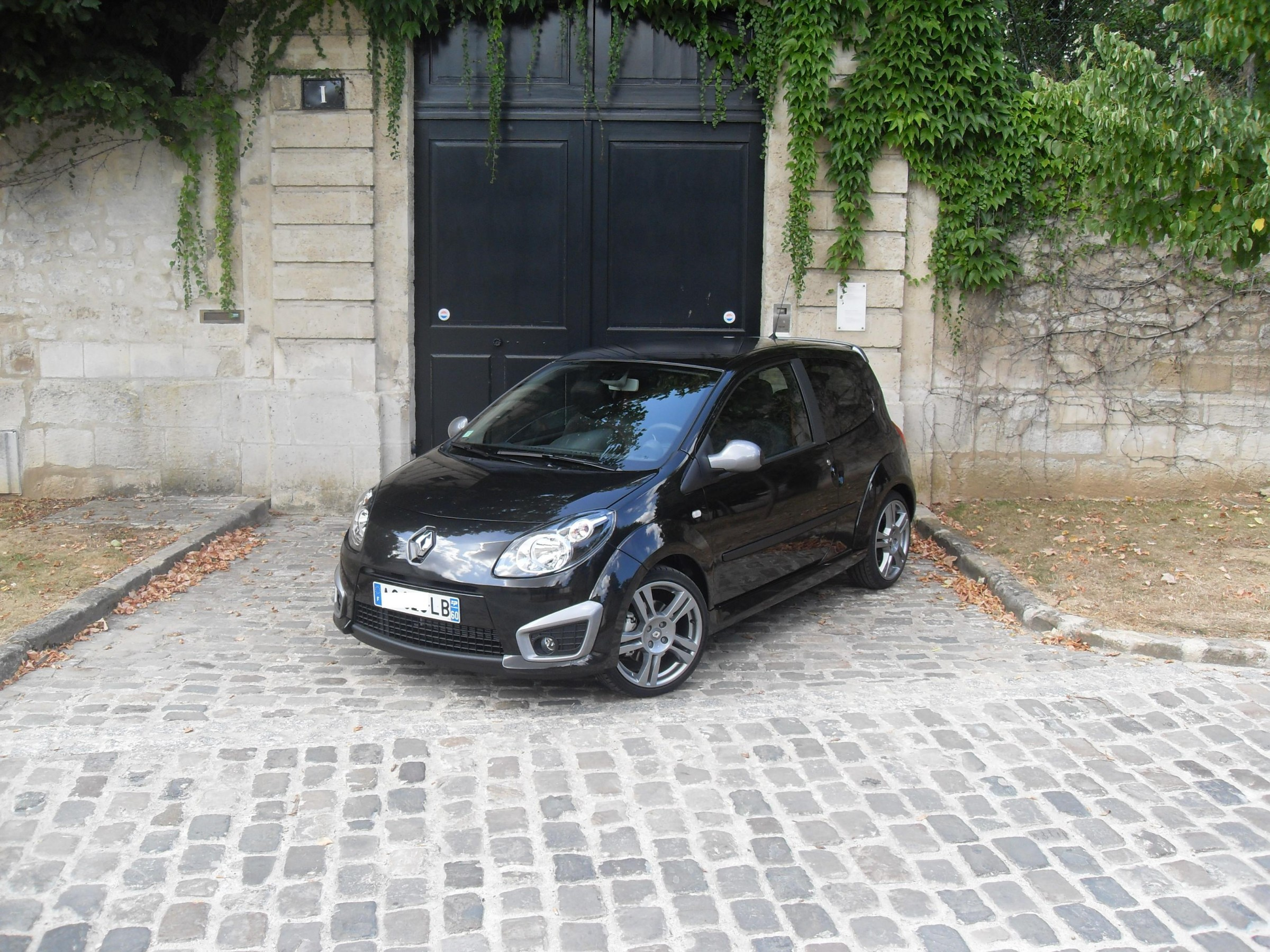 test drive rpt  renault twingo rs 1600 133ch