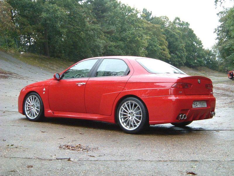 new alfa 156 autodelta 3 7 v6 328cv