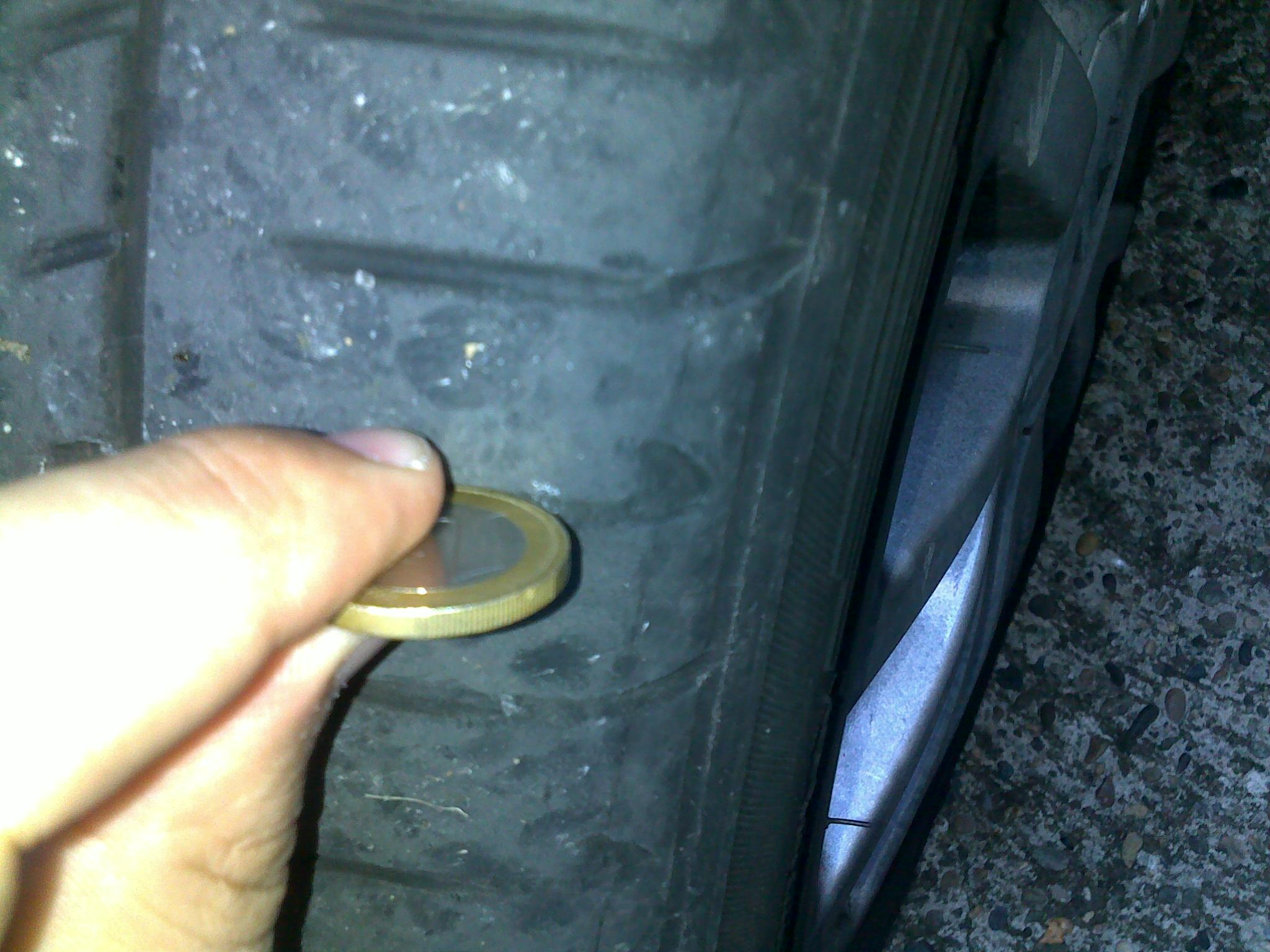 Usure de pneu auto titre for Usure pneu interieur