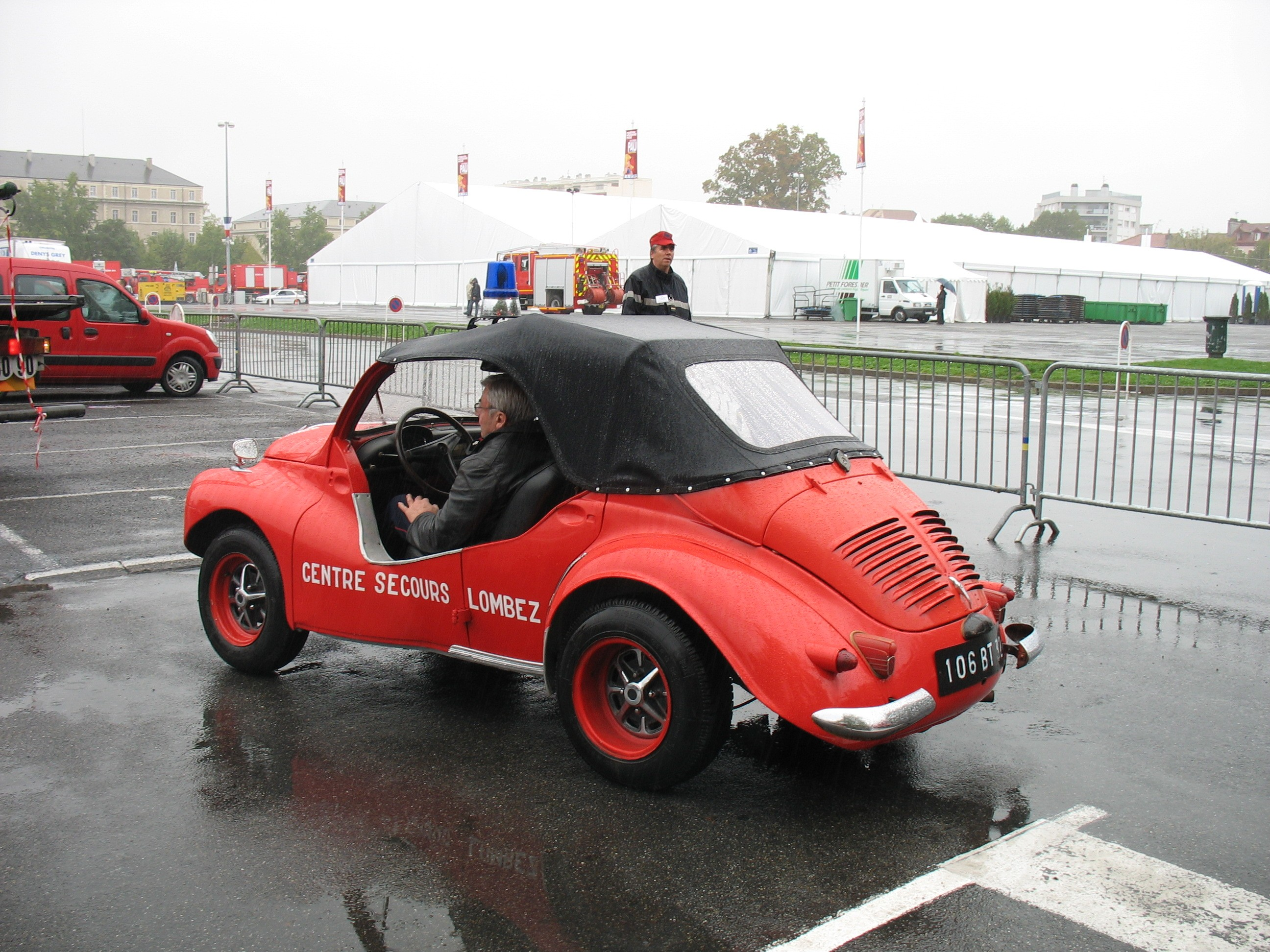 V hicule de pompier ancien page 25 auto titre for Garage auto goussainville