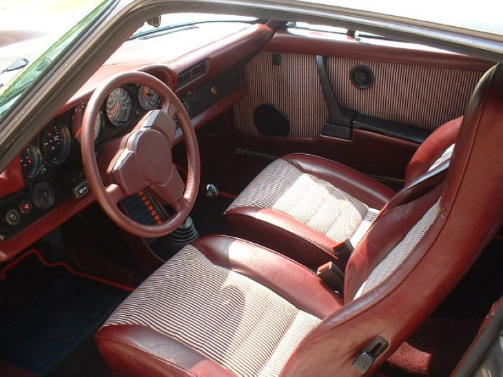 911 sc jubil 3 0 1982 30 ex pour la france qui connait for Interieur 911 sc