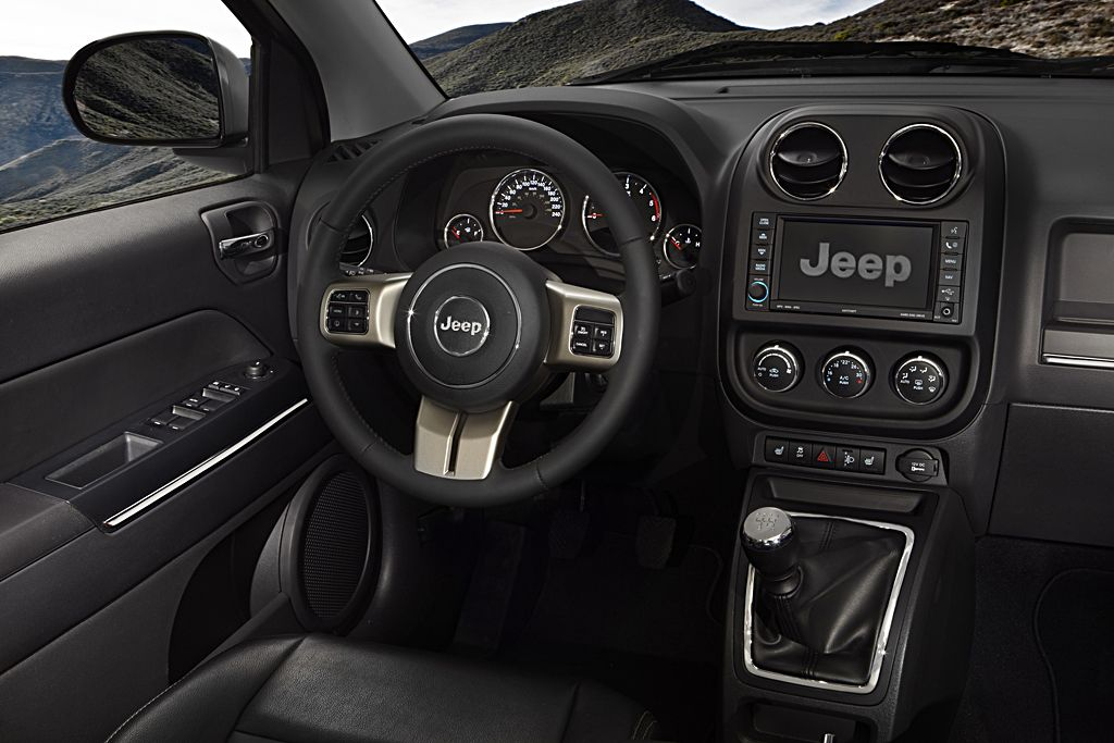 2017 jeep compass sport 2.4 l manual 4wd suv