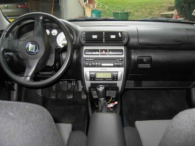 Forum seat leon top sport 150tdi auto titre for Interieur seat leon