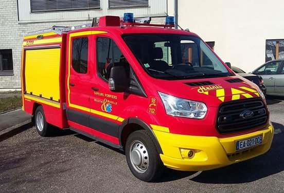 V hicules des pompiers fran ais page 1844 auto titre for Garage ford moselle