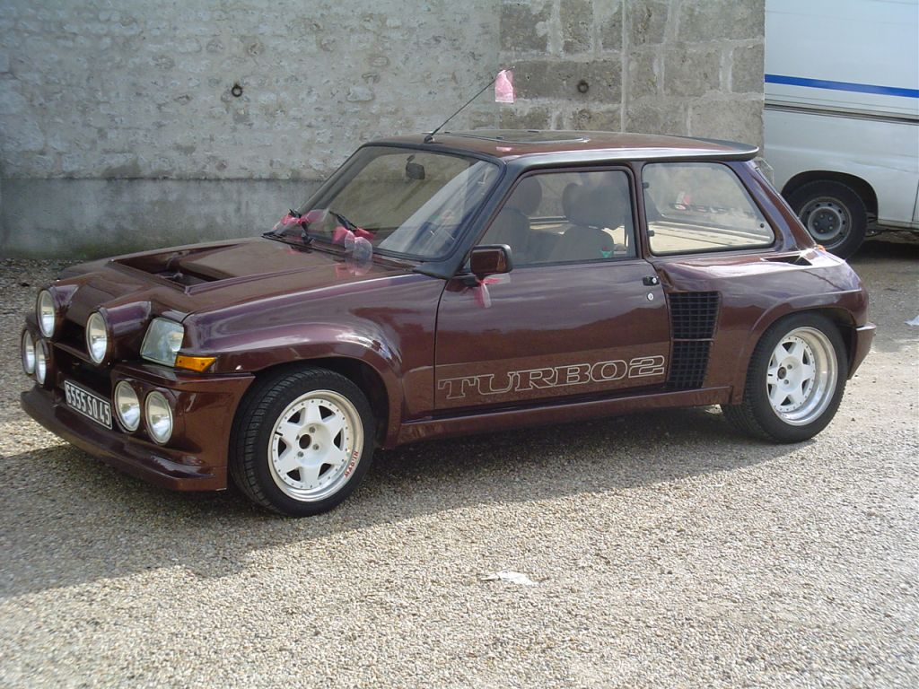 renault 5 maxi turbo 2 a vendre. Black Bedroom Furniture Sets. Home Design Ideas