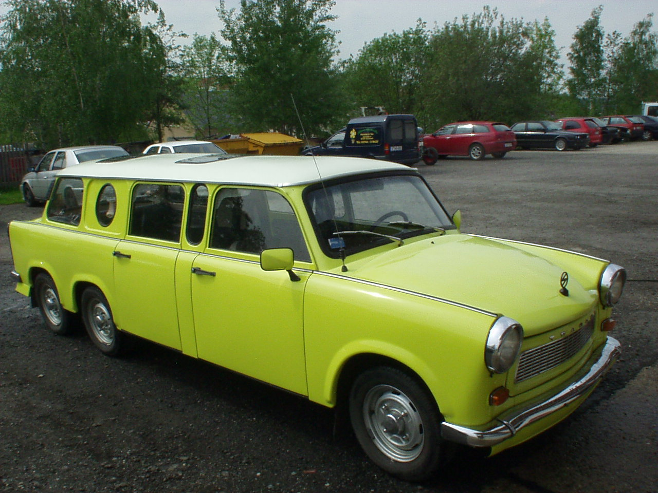 trabant on pinterest germany cars and campers. Black Bedroom Furniture Sets. Home Design Ideas