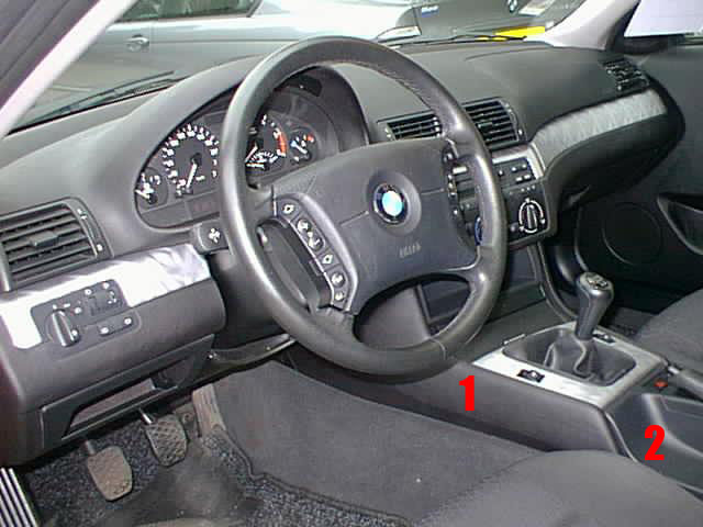 Bmw compact page 517 auto titre for Bmw e46 interieur