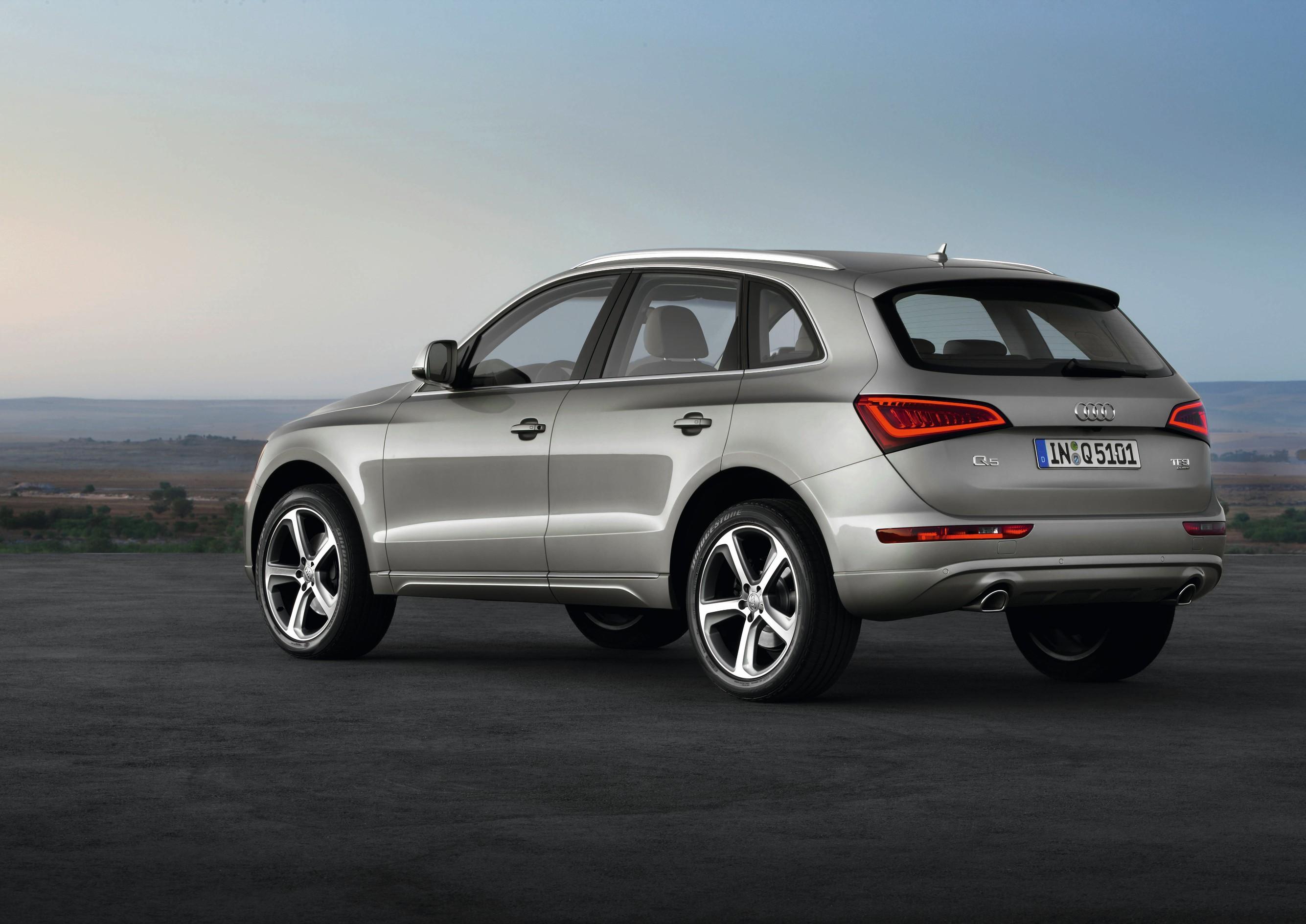Audi Q5 Auto Titre