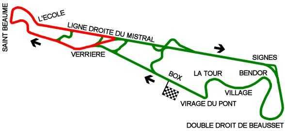 Circuito De Monza : Un grand prix de france oui mais où page
