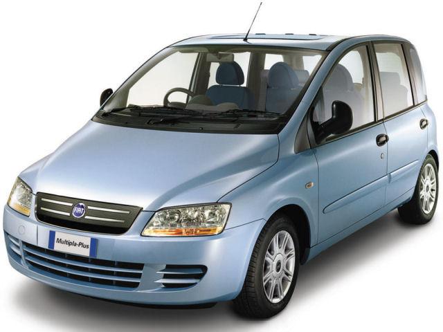 Fiat Multipla 2004. 2004 Fiat Multipla.