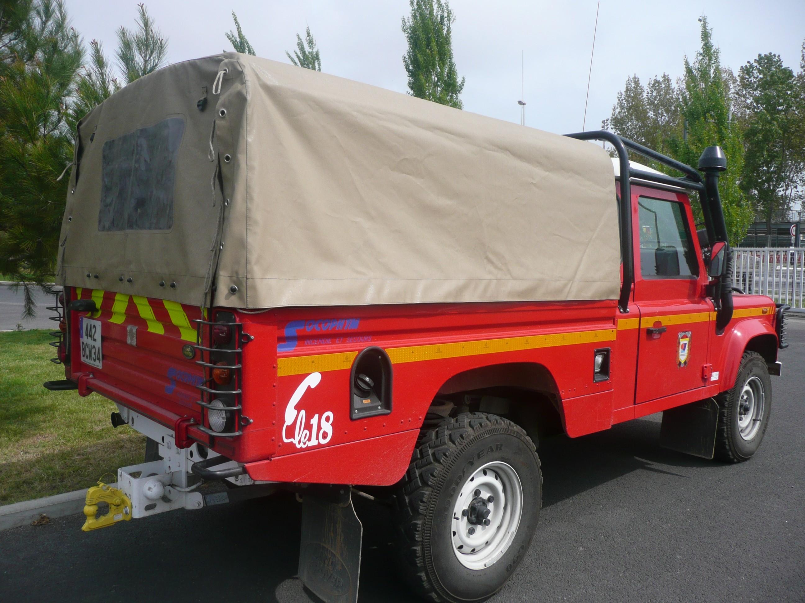 V hicules des pompiers fran ais page 995 auto titre for Garage auto frontignan