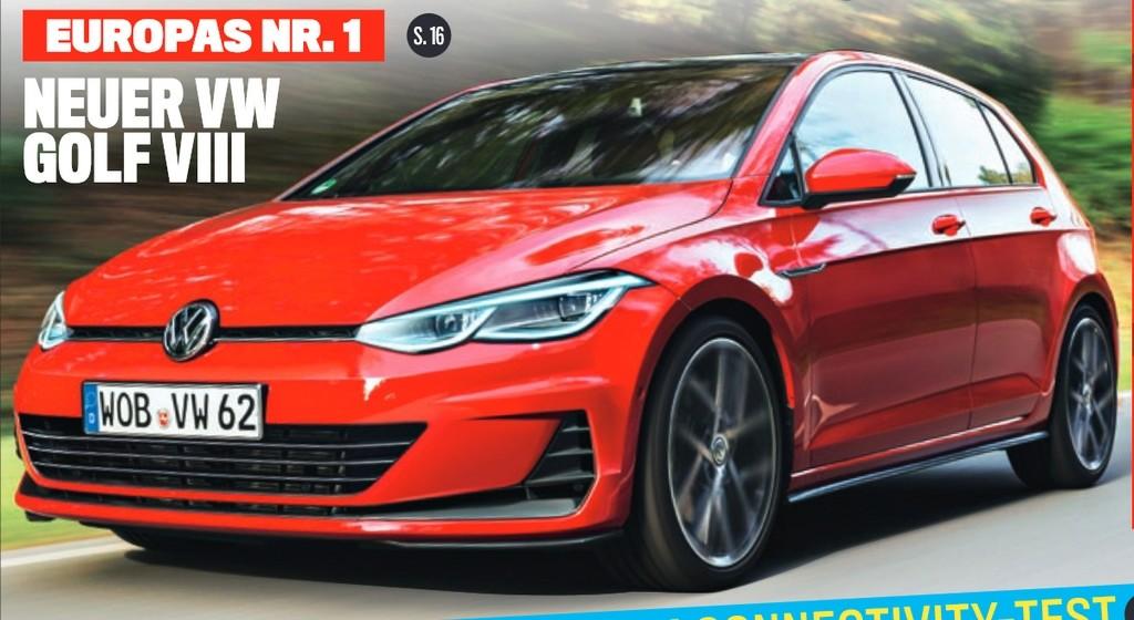 VW Golf VIII [2019] - Auto titre