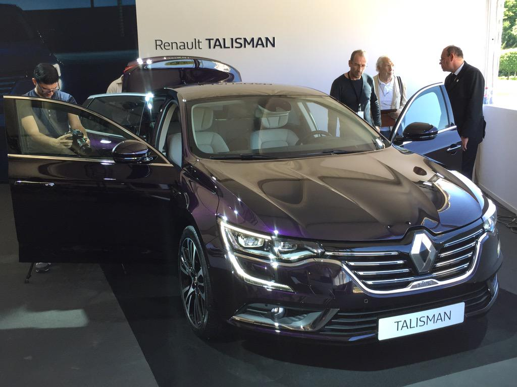 renault talisman page 24 auto titre. Black Bedroom Furniture Sets. Home Design Ideas