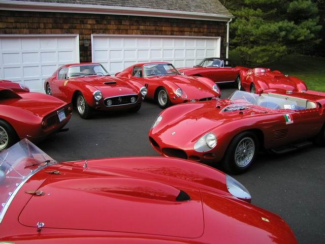 Dünyaca Ünlü ''Ralph Lauren' in Klasik Ferrari Koleksiyonu 40bd734c53