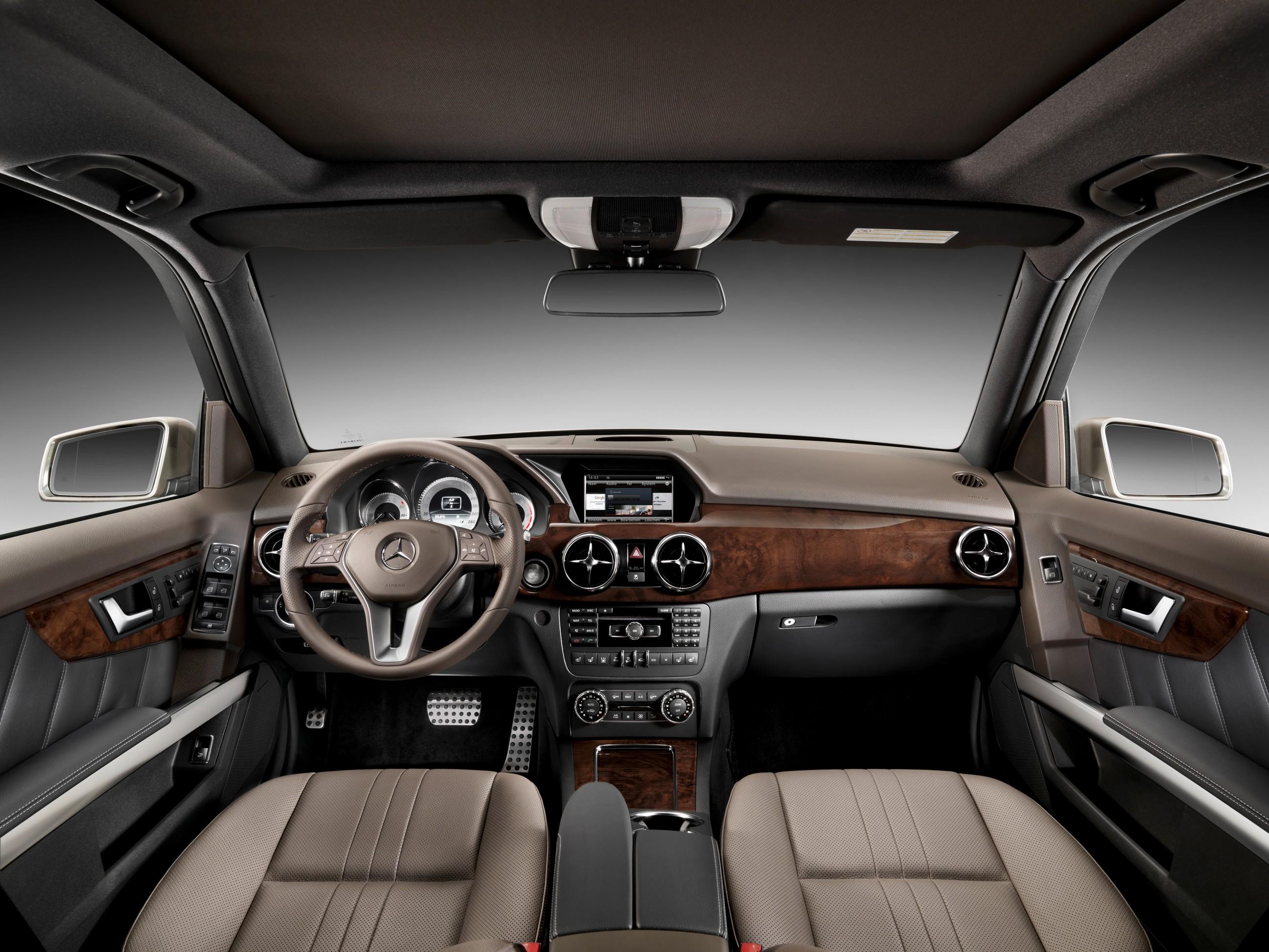 Cote Mercedes CLASSE GLK gratuite