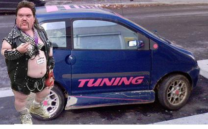 tuning auto nord