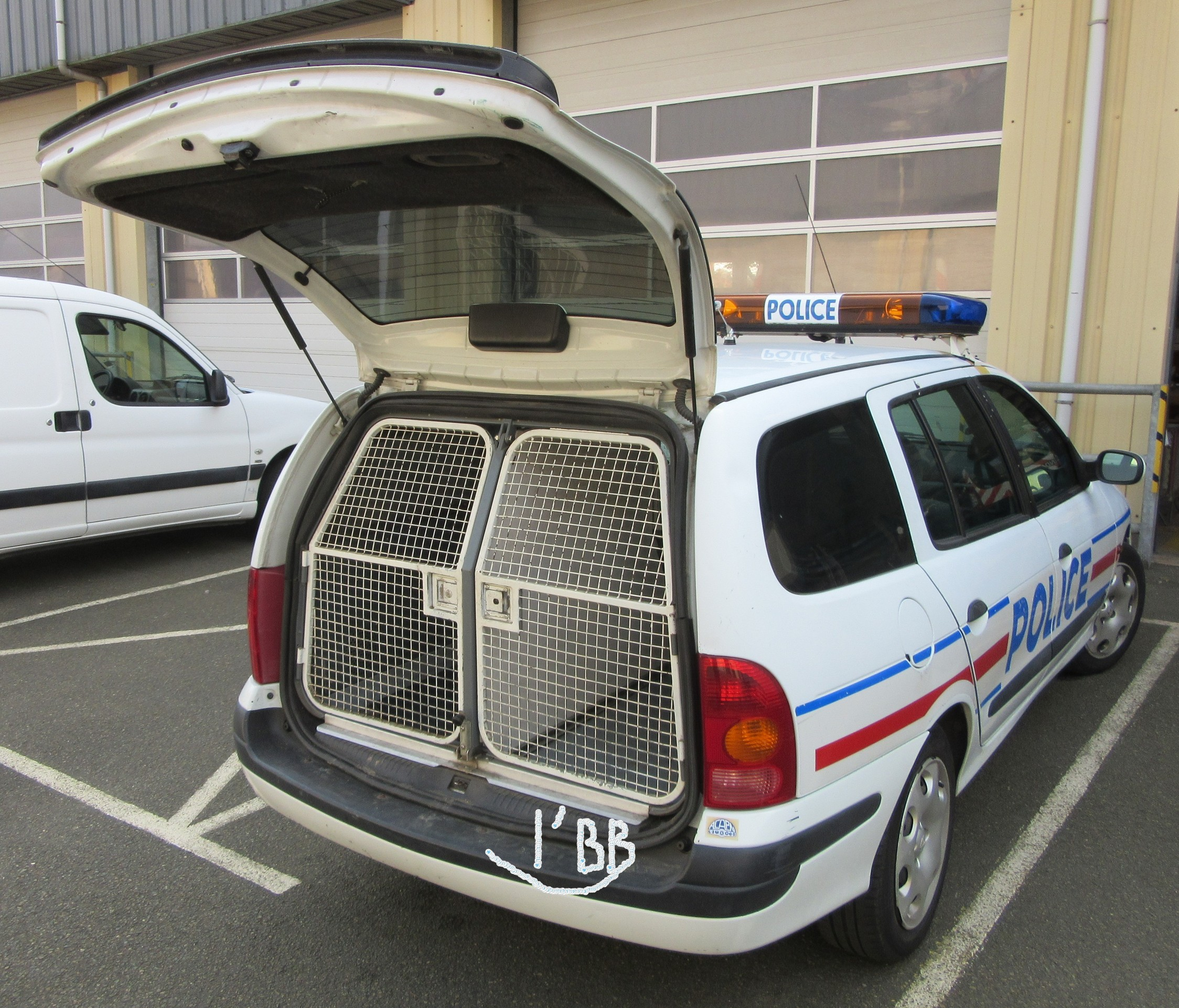 brigade canine police nationale
