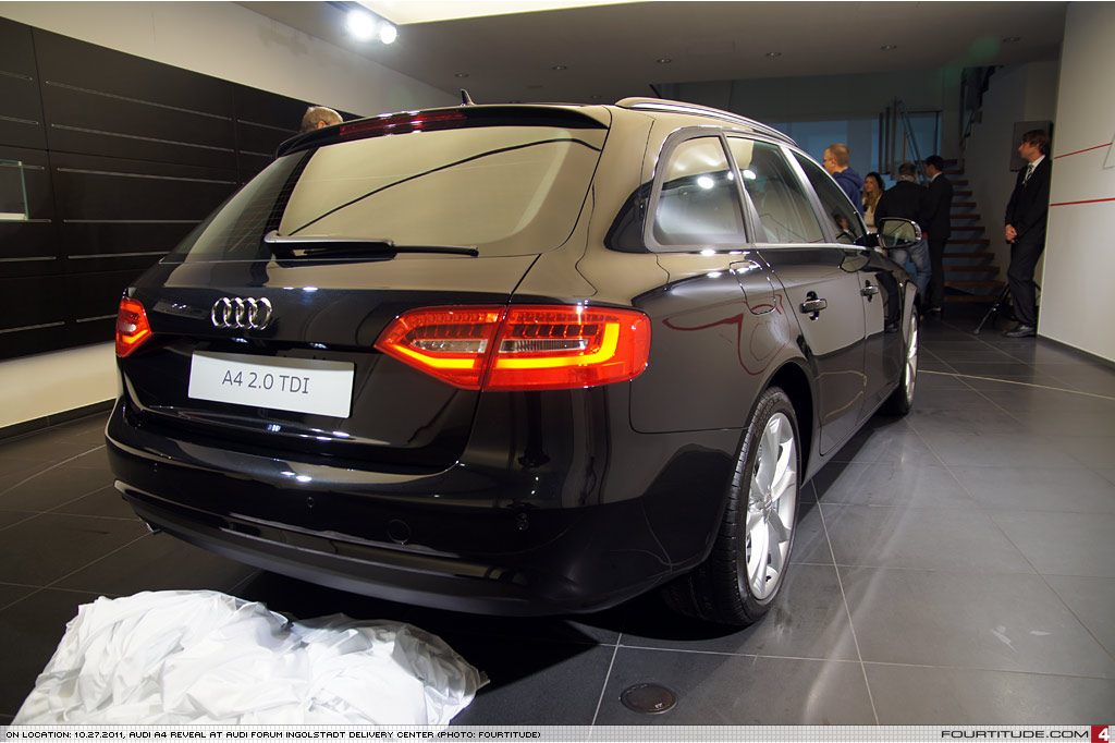 nouvelle audi a4 avant b8 page 9 auto titre. Black Bedroom Furniture Sets. Home Design Ideas