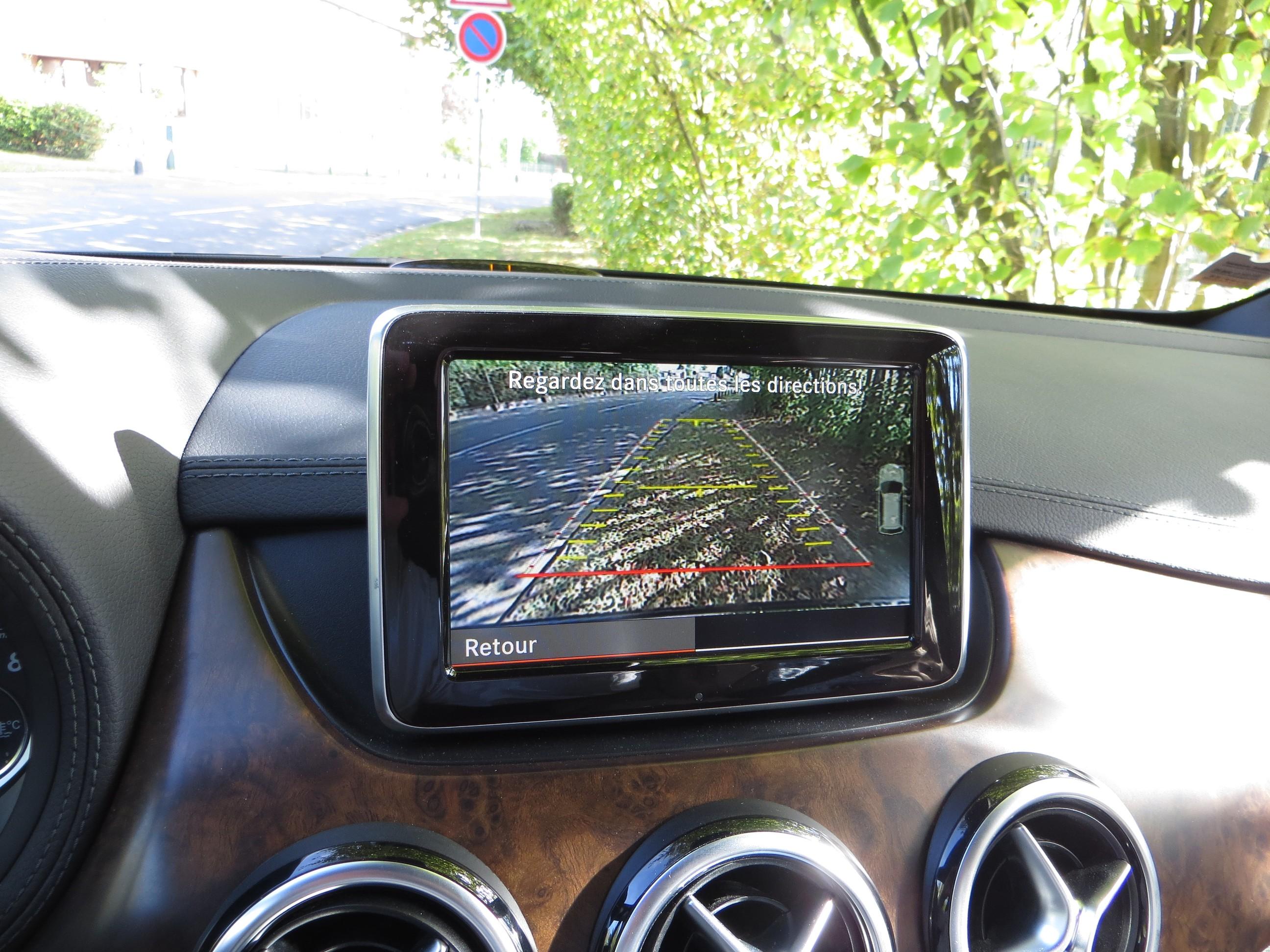 Test Drive Rpt Mercedes Classe B 200 Fascination 1 6t
