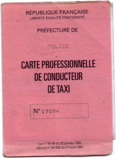 taxi parisien vtc page 3 auto titre. Black Bedroom Furniture Sets. Home Design Ideas