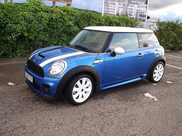Pr sentation de ma mini auto titre for Garage mini luxembourg