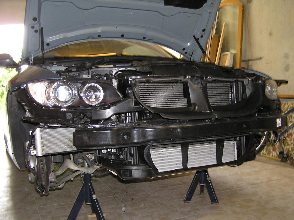 335i 2007 premieres impressions forum ma bmw - Demonter un radiateur electrique ...