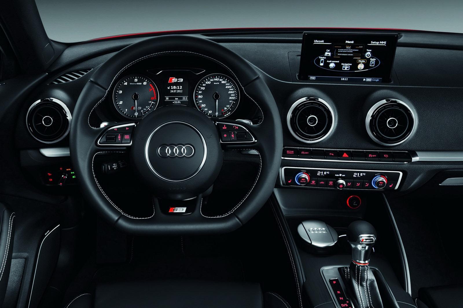 Audi s3 2012 auto titre for Interieur sport youtube