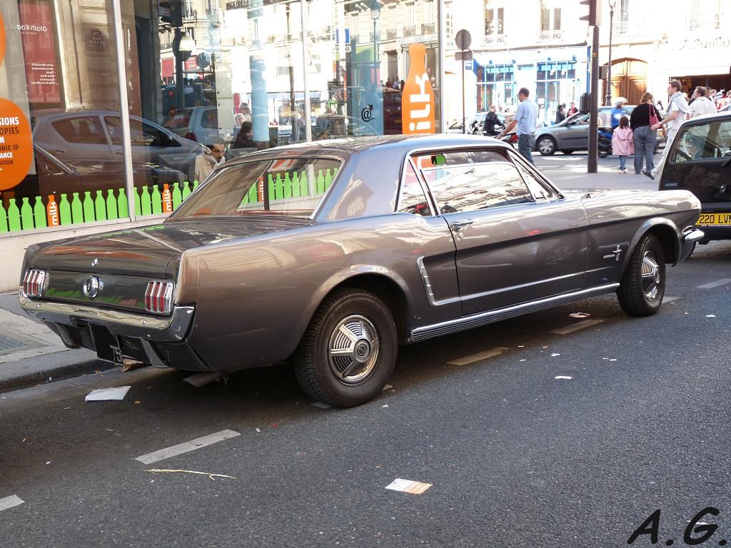 Bien connu Voitures américaines classiques - Auto titre TC98