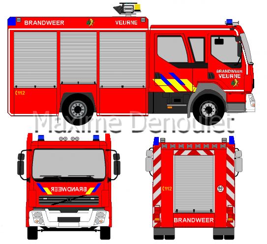 Dessins de v hicules de secours sur paint page 2 auto - Comment dessiner un camion de pompier ...